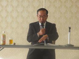 藤本敏行先生の講演
