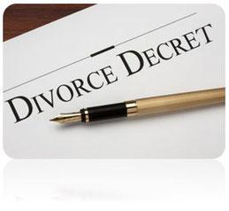 La procédure de divorce