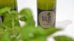 Balis Ingwer Basilikum Limonade