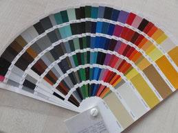 Individuelle Farbauswahl Ihrer Mülltonnenboxen / Mülltonnenverkleidung