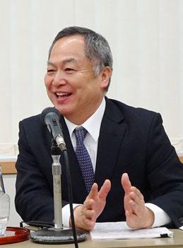 松﨑 曉氏
