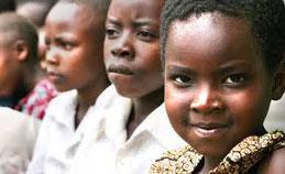 Centrafrique: Appui aux enfants des rues