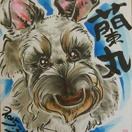 千葉県でペット似顔絵