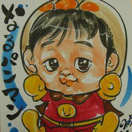 千葉県に似顔絵師が参上