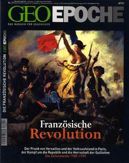 Geo Epoche französische Revolution