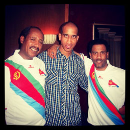 Several great Eritrean musicians support us