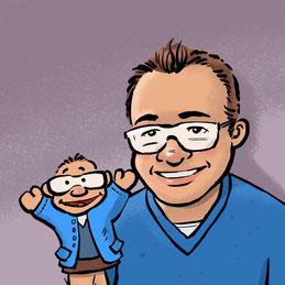 Avatar by: Ralf Marczinczik (www.comixfactory.de)