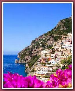 Küste von Amalfi