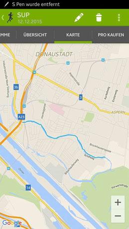 Mühlwasser, Alte Donau, Donauauen, stand up paddeln, sup, sup touren