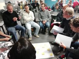 Acteurs campus Passeurs d'avenir 2018 - Réunion de bilan du 14 janvier 2019
