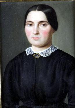 Maler des 19. JH., Damenporträt