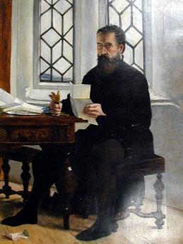 Unbekannter russischer Maler, Ende 19. JH.