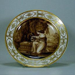 Bilderteller, Fürstenberg, um 1795/1800