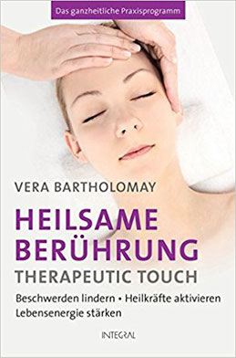 Affiliate-Link Buchtipp Therapeutic Touch