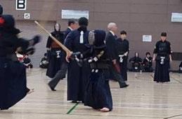 4年生剣士
