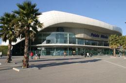 Palais Nikaïa Nice