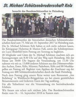 Amtsblatt Gemeinde Vettweiß vom 13.10.2017