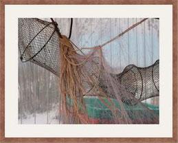 Netze  und Reuse