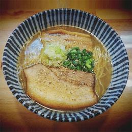 塩ラーメン 750円(税込)