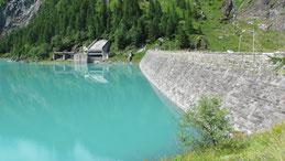 La Val Loana dalla vetta della Laurasca