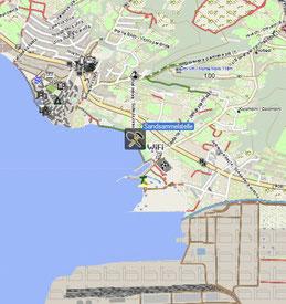 - Kartenquelle: © OpenStreetMap-Mitwirkende
