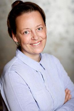 Portraitfoto von Daniela Marx, Referentin, BNE, Kita