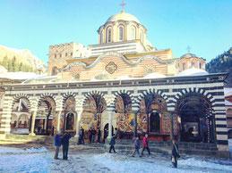 Monastero di Rila Bulgaria UNESCO