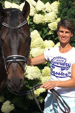 Katrin Johannsen - Vorstand PSG Hörup