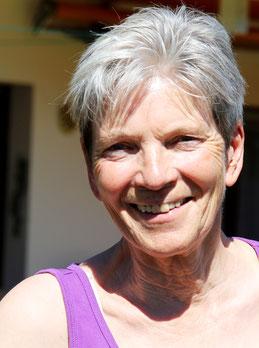 Ihre Gastgeberin Maria Dickopf