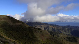 Madeira mountains, Berge auf Madeira