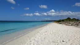 Playa Bahia de Las Aguilas