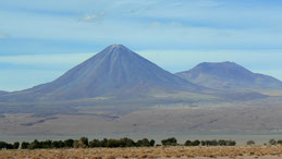 Volcan Lascar, San Perdo de Atacama
