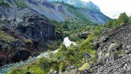 Parque Nacional Laguna del Laja, Laguna del Laja National Park