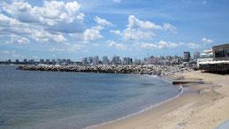 Punta del Oeste, near Harbour