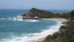 Parque Nacional Natural Tayrona, Tayrona National Park, Tyrona Nationalpark