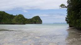 Beach Palau