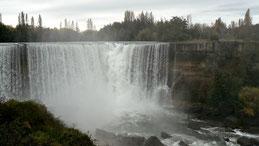 Saltos del Laja, Salto Falls, Salto-Fälle