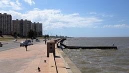 Montevideo, Rio de la Plata