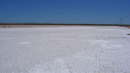 Salt Plains, Outback, Westcoast