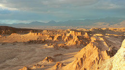 Valle de la Luna, Valley of the Moon