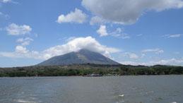 Volcan Concepcion, Concepcion volcano, Isla Ometepe