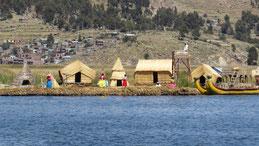 Uros, Puno, Titicaca