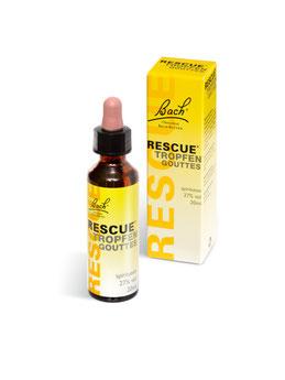 Rescue Tropfen 20 ml Original Bach Blütenmischung Rescue Notfallmittel