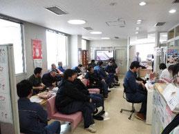 分団員の献血奉仕活動