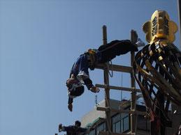 金沢駅前子どもはしご