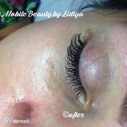 individual eyelash extensions lidiya st albans home mobile visit