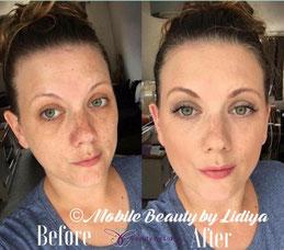 individual eyelash extensions, individual eyelash, eyelash extensions, mobile beauty, st albans,  home mobile beauty,  eyelash extensions at home,