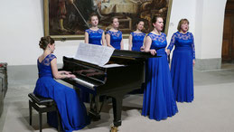 Vokalensemble Legende aus Königsberg, Kunst und Kultur im Küsterhaus Varrel