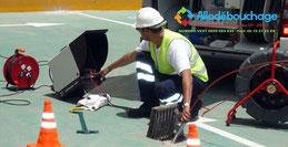 Inspection vidéo canalisation Nîmes