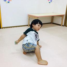 「からだダンダン」の体操を先生の真似をして頑張りました!